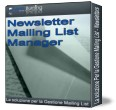 Gestione Mailing List - Sistema Asp Gestione Newsletter - Newsletter Manager