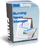Burning News Manager - Gestione News