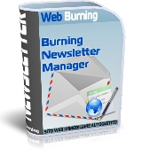 Newsletter Manager - Sistema Gestione Newsletter/MailingList Asp