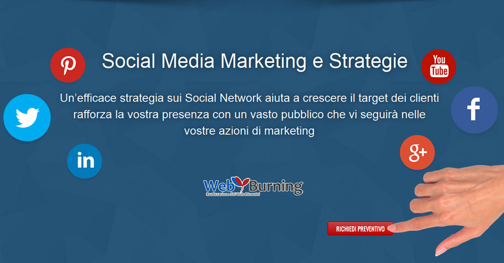 Social Media Marketing - Servizi SEO